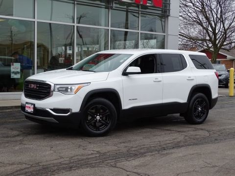 Pre-Owned 2017 GMC Acadia SLE-1 FWD 4D Sport Utility
