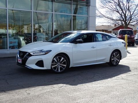 Certified Pre-Owned 2019 Nissan Maxima 3.5 S FWD 4D Sedan