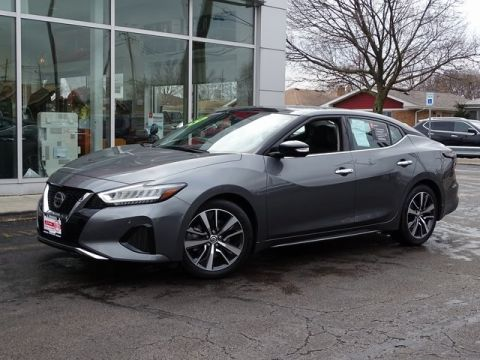 Certified Pre-Owned 2019 Nissan Maxima 3.5 SL FWD 4D Sedan