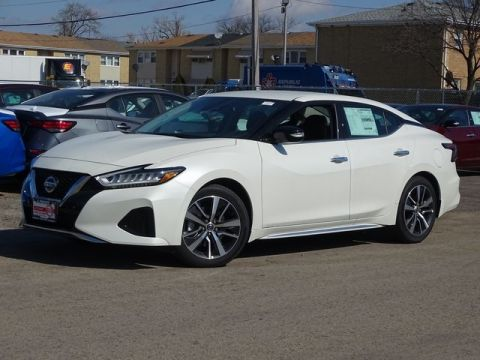 New 2020 Nissan Maxima 3.5 SV FWD 4D Sedan