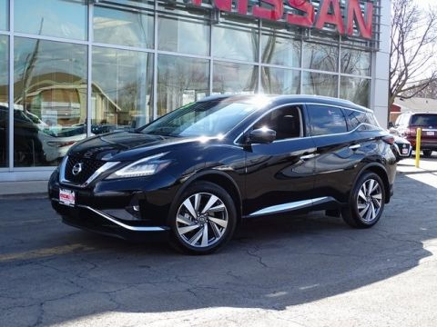 Certified Pre-Owned 2019 Nissan Murano SL AWD 4D Sport Utility