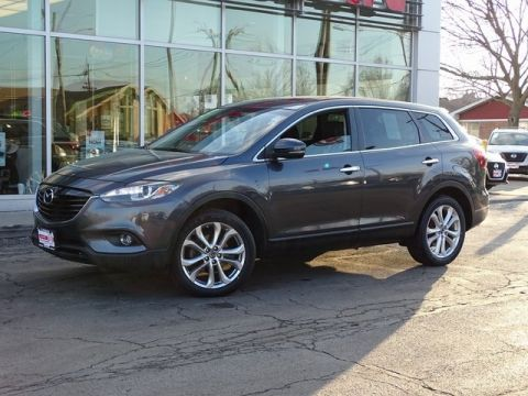 Pre-Owned 2013 Mazda CX-9 Grand Touring AWD 4D Sport Utility