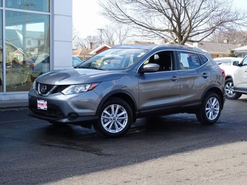 Certified Pre-Owned 2019 Nissan Rogue Sport SV FWD 4D Sport Utility