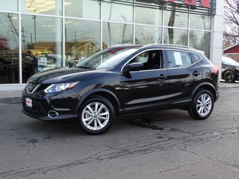 Certified Pre-Owned 2019 Nissan Rogue Sport SV AWD 4D Sport Utility