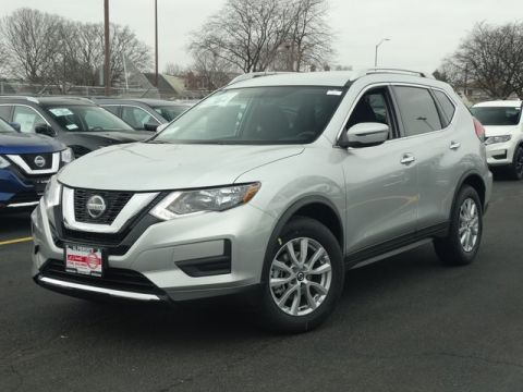 New 2019 Nissan Rogue SV AWD 4D Sport Utility