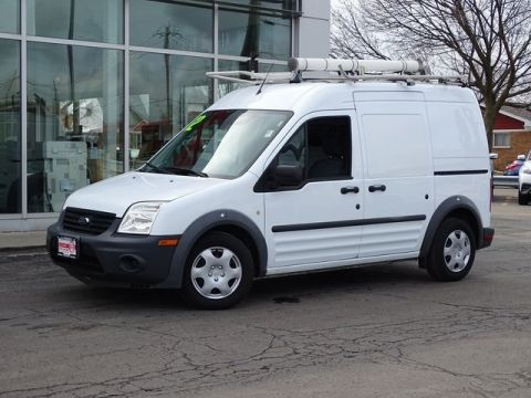 Pre-Owned 2012 Ford Transit Connect XL FWD 4D Cargo Van